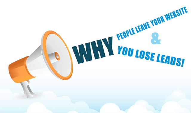 Read more about the article Why Are Users Leaving Your Website?