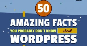 Infographic:  50 Amazing Facts You Probably Don't Know About WordPress