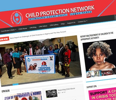 CREATING A SAFE AND SECURE ENVIRONMENT FOR OUR CHILDREN - child protection network nigeria