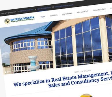 madefex nigeria buy and sell property and real estate management