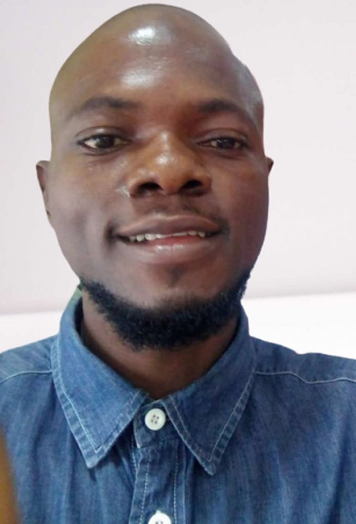 Olaitan Muyideen co-founder - creative director at Techlevels